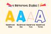 Riangriung - Fun Layered Font example image 2