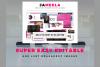 Jameela Beautiful Creative Presentation Slides Template example image 8