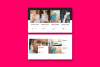 Jameela Beautiful Creative Presentation Slides Template example image 6