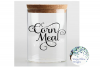 Corn Meal Label, Kitchen, Pantry, Cut File example image 2