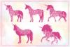 Unicorn Mandala SVG Cut Files Pack example image 6