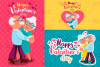 Love Forever Posters For Valentine's Day example image 1