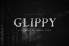 Glippy Industrial Font example image 1