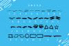 Surf Breaks - Font Family & Bonus example image 7