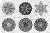 Mandalas set 1. example image 4