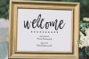 wifi password printable sign guest room sign welcome example image 2