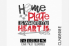 Home Plate Is Where My Heart Is example image 1