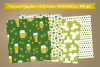 Set of Holiday Seamless Patterns example image 2