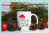 Sorry Santa naughty just feels nice funny Christmas design example image 6