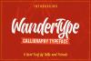 WanderType example image 1