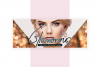 Beauty Service Facebook Cover Template example image 9
