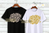Hedgehog paper cut design SVG / DXF / EPS / PNG files example image 6