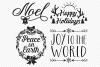 Christmas Bundle SVG, Cut Files, Christmas Shirt Design example image 4