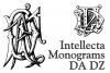 Intellecta Monograms DA DZ example image 7