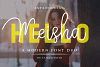 Hello Meisha a Modern Font Duo example image 1