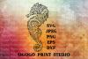 Seahorse SVG, Zentangle SVG, Doodle Art, Mandala svg example image 1