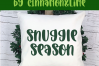 Christmas Laughter - A Holiday Hand-Written Font Trio example image 11