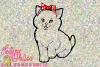 Cat with Bandana example image 1