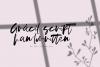 Gracil Script example image 1
