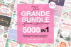 THE GRANDE GRAPHIC BUNDLE example image 1