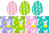 Easter Eggs & Patterns example image 4