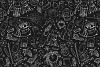 Christmas doodle set + patterns example image 5