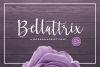 Bellattrix - A Modern Script Font example image 1