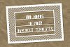 Lovely Paper Cuts - A Papercut Lettering Font example image 2