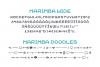 Marimba Font Duo example image 7