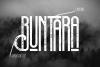 Buntara Typeface example image 5