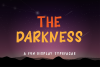 The Darkness example image 1