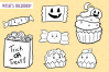 Spooky Sweets Digital Stamps example image 2