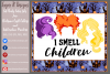 I Smell Children Design File example image 5