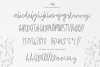 Wildflowers - A Handwritten Script Font example image 8