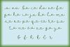 Flying High - a handlettered script font example image 3