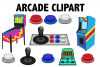 Arcade Game Clipart example image 1