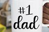 Dad SVG Bundle - Includes 4 SVG designs example image 5