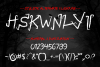 Black Halloween - Spooky Font example image 7