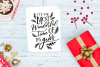 most wonderful time of the year svg, christmas svg, winter example image 3