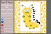 Cute as a Bug Design File example image 3