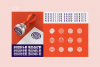 96 Geometric shapes & logo marks VOL.2 example image 3