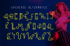 Round Light - Display Font & Pattern example image 5