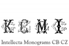 Intellecta Monograms CB CZ example image 6