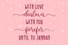 Denalova - Lovely Script example image 7