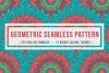 Geometric Seamless Pattern example image 1