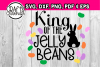 King of the jelly beans example image 2