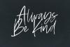 Darling - A Handwritten Brush Script Font example image 9