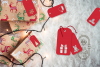 Christmas Gift Tags SVG - 8 Label Svg Designs example image 4