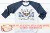 Football Mom SVG, DXF, AI, EPS, PNG, JPEG example image 1