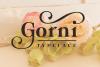Gorni Typeface example image 1